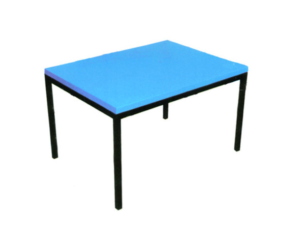 Mesa infantil 60 x 60 maderiactic for Mesa 60 x 60 extensible